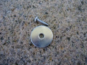 Screw & washer