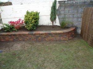 Dwarf Wall after